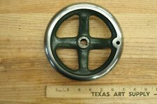 """13"""" South Bend Lathe Tailstock Hand Wheel P/N AS1262TH1 REFURBISHED"""