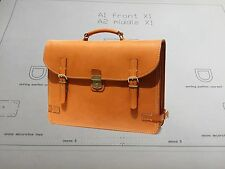 Leather Pattern DIY Designs Bag Paper Sweing Template Drawing Tools 9068