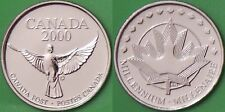 2000 Canada Dove Medallion Graded as Proof Like From Original Set