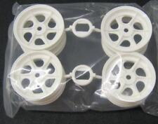 New! Tamiya Avante / Egress Light Weight Wheel Set of 4 Item 84280 WHITE