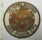 US AIR FORCE 176th FIGHTER SQUADRON PATCH Desert Camo Original USAF