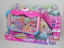 Shopkins Cutie Cars Play 'n' Display Cupcake Van Playset w/ Jellybean Buggy