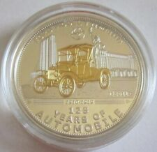 Palau 5 Dollars 2011 125 Jahre Automobil Ford Model T Silber