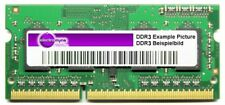 1GB Micron DDR3-1066 Notebook RAM PC3-8500S CL7 1Rx8 SO-DIMM MT8JSF12864HZ-1G1F1