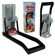 LARGE BEER TIN CAN CRUSHER WALL MOUNTED RECYCLING TOOL BOTTLE OPENER 330ML UK
