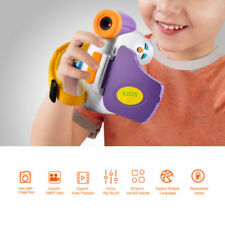 Mini HD LCD Digital Camera Kid Children Photo Video Recorder Automatic Camcorder