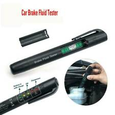 Car Brake Fluid Oil Tester Detection Pen 5-LED Indicator Electronic Test Tool US