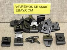 """15 Fender and Wheel Housing """"U"""" Nuts Auveco #14750 Toyota:53879-14010-A ; Fender"""