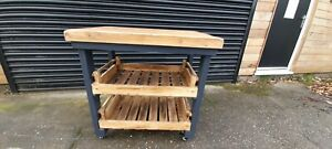 kitchen island , butchers block , table  ,,FREE DELIVERY