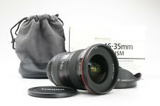 Canon Ef 16-35 mm 2.8 L II USM + Top (UX0603) (227722)
