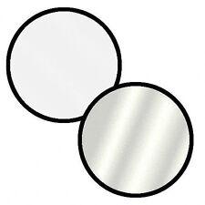 Impact Reflector Disc Silver/White - 12