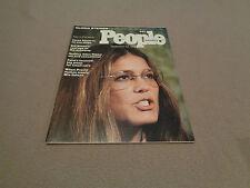 People - September 23, 1974 - Gloria Steinem Cover