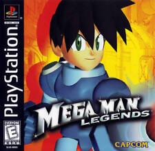 Mega Man Legends - PS1 PS2 Playstation Game