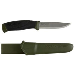 Mora Morakniv Companion MG Outdoor or Camping Knife - Carbon Steel - 12216