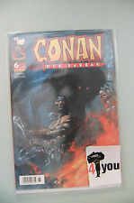 9.6 NM+ CONAN DEATH # 1 + 2 + 3 DELL OTTO GERMAN EURO VARIANT WP YOP 2000
