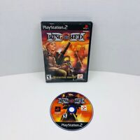 Ring Of Red Sony PlayStation 2 PS2 Video Game No Manual