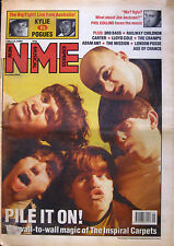 NME 3 Mar 1990 Inspiral Carpets Pogues Phil Collins Adam Ant Railway Children