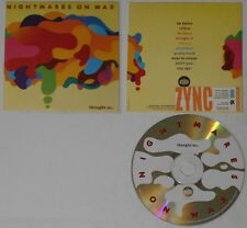 Nightmares on Wax  Thought So  U.K. promo cd  card cover