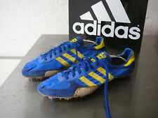 adidas vintage Sprint Spikes UK 10,5 Made in West Germany 70 s