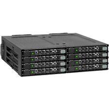 Icy Dock MB998SP-B, Wechselrahmen, schwarz