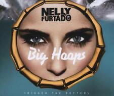 "Single-CD (2-Tracks) - ""BIG HOOPS"" - NELLY FURTADO+neu+versiegelt+"