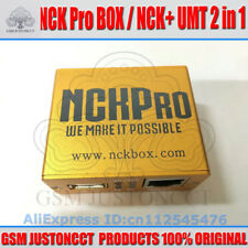 NCK Pro BOX Flash Unlock Tool 15 Cables Kit for Samsung LG Alcalel Android Phone