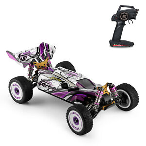 Wltoys Auto RC Off-Road Buggy 1/12 Scala 2,4 GHz 60 Km/H Alta Velocità 4WD H0Y2