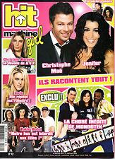 Mag 2008: CHRISTOPHE MAE_EMMANUEL MOIRE_ALIZEE_TOKIO HOTEL_TINA ARENA_RIHANNA
