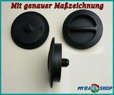 2x Tankdeckel LPG für Autogas Tankverschluss für Tomasetto Dish | M10