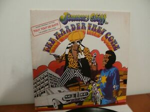 VINYLE LP 33T - JIMMY CLIFF / THE HARDER THEY COME