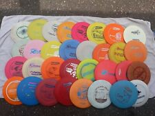 32 Lot Used Disc Golf Discs