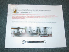 How To Convert Your Weber Grill To Natural Gas
