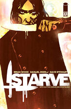 Starve (2015) #'s 1 2 3 4 5 Vf/Nm Brian Wood Image Comics