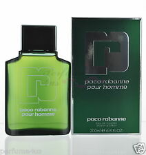 Paco Rabanne Pour Homme by Paco Rabanne EDT Spray 6.7 oz NIB Sealed