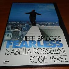 Fearless (DVD Full Frame 1999) Jeff Bridges Rosie Perez Used OOP
