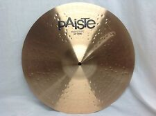 "PAISTE T20 20"" Ride Cymbal/New Prototype Model/With Warranty/2143 Grams(1005)"