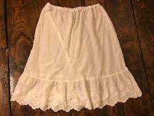 Oktoberfest Dirndl Cottagecore Prairie Vintage Victorian Style Petticoat 12 14