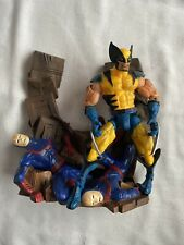 Wolverine Marvel Legends series 3 boxed figure with wall mount! Toy Biz