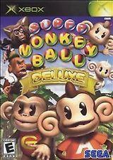 Super Monkey Ball Deluxe (Microsoft Xbox, 2005)