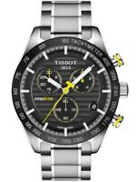 Tissot T100.417.11.051.00 PRS 516 Chronograph Men's Watch Stainless Steel