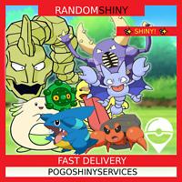 Pokemon Go - Random Shiny - Guaranteed Capture! Any shiny in the game potential!
