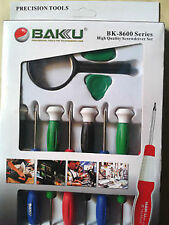 11 Pieces Baku PC Tool Kit / Screw Driver Set For Mobile Repairing Made in best