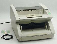 CANON IMAGEFORMULA DR-9080C USB SCSI COLOR DUPLEX DOCUMENT SCANNER M110473