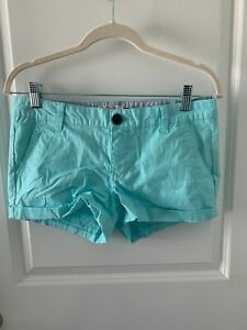 SO Brand Women's Blue Shorts Size Junior's 9