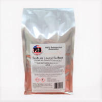 Sodium Lauryl Sulfate/Sulphate SLS Noodles powder HIGH ACTIVE Foaming agent 5lb