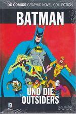 DC COMICS GRAPHIC NOVEL COLLECTION Band 98 BATMAN UND DIE OUTSIDERS NEU&OVP