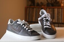 Nike 318333-206 Sweet Classic Low BRS Brown Leather Tennis Shoes Men's Size 8.5
