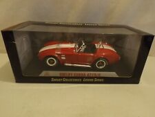 Shelby Collectibles 1:18 Shelby Cobra 427 5/C in original box