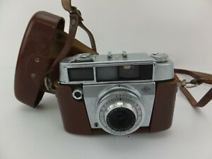 Vintage AGFA Silette-L Pronto Color-Apotar 1:2.8/45 Camera