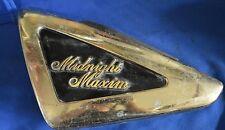 Yamaha XJ750 XJ 750 Midnight Maxim Side Cover Plastic